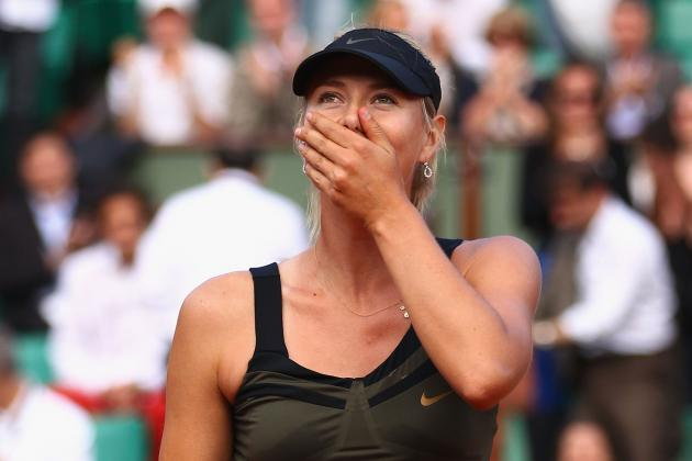 Sharapova vs. Errani: Score and Highlights from French Open 2012 Women's Final