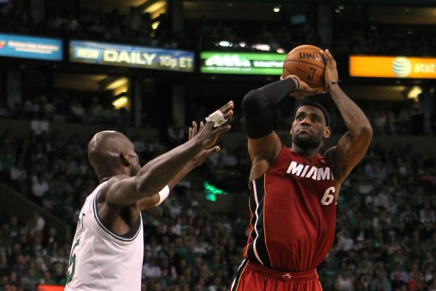LeBron James Won Game 6, but Heat Have to Win Again