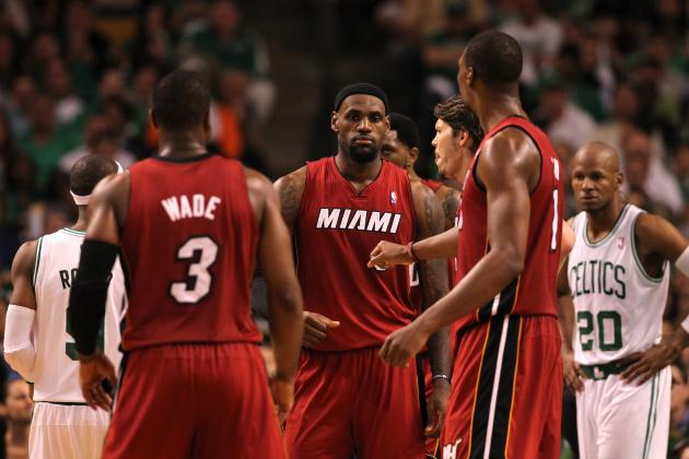 Miami Heat vs. Boston Celtics: 10 Game 7 Stats You Need to Know