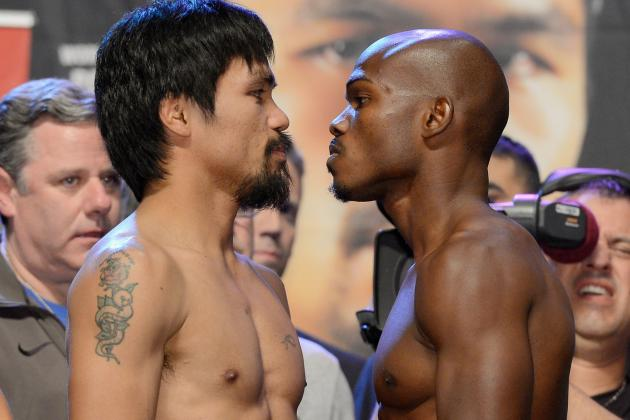 Pacquiao vs. Bradley Odds: Last-Minute Betting Lines