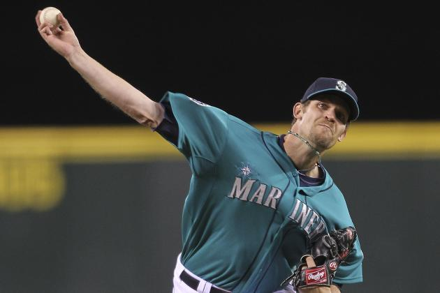 Seattle Mariners Make History as 6 Pitchers Combine for No-Hitter vs. LA Dodgers