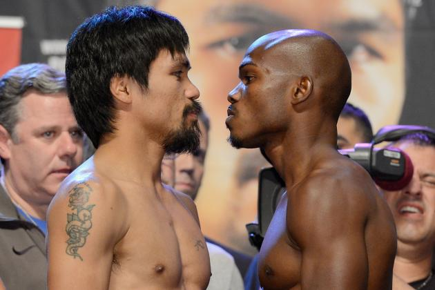 Pacquiao vs. Bradley: Latest News and Start Time Info for Massive Bout