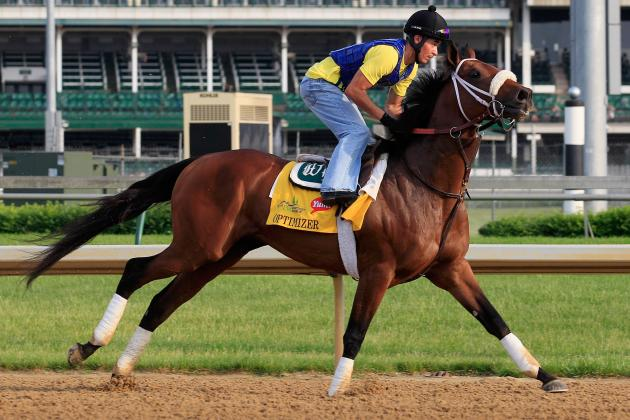 Belmont Stakes 2012 Field: Long shots Ready to Steal Thunder