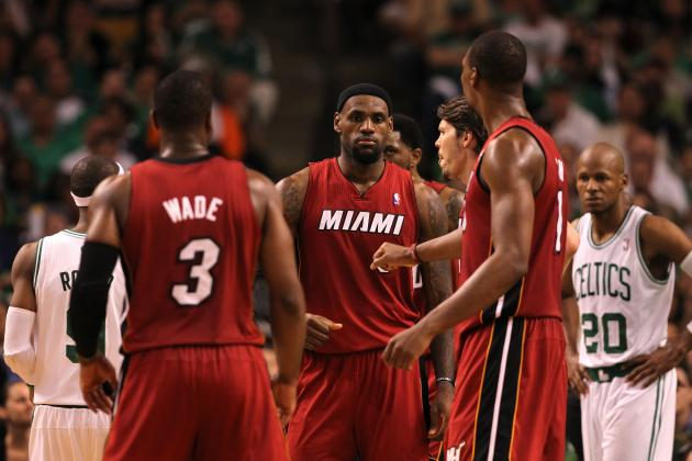 NBA Playoffs 2012: Boston Celtics vs. Miami Heat—Game 7 Preview