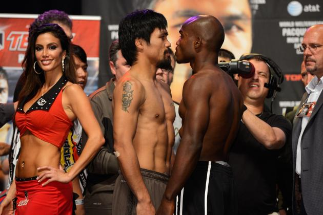 Pacquiao vs. Bradley: Latest Buzz After Friday's Weigh-in