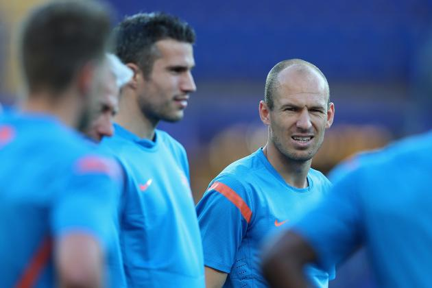 Holland vs. Denmark: Dutch Will Start Tournament Run with Convincing Win