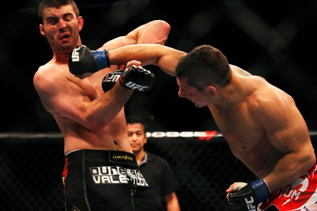 UFC 149: Clements Jumps at the Chance for a Tough Fight in Calgary