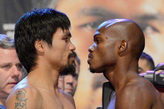 Pacquiao vs. Bradley Fight Time: Everything You Need to Know for the Fight
