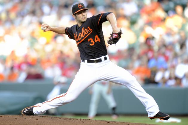 Baltimore Orioles: Pitcher Jake Arrieta Needs to Be Sent to the Minors