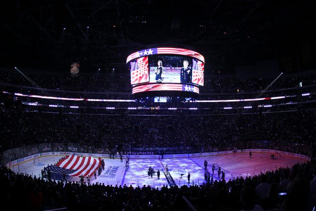 Stanley Cup Playoffs 2012: Breaking Down LA Kings' Gameplan for Game 5