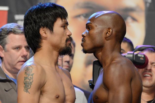 Manny Pacquiao vs. Timothy Bradley: Final Projected Score Card for Epic Showdown