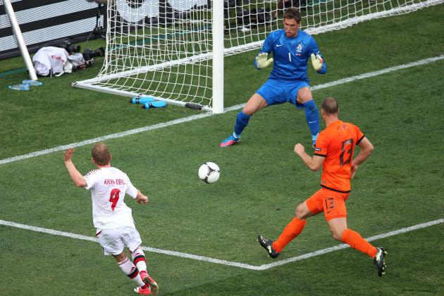 Euro 2012: What Denmark's Win Against Netherlands Means for Group B