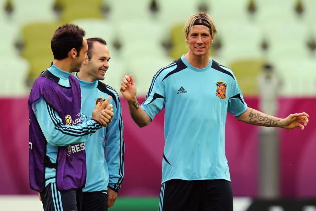 Euro 2012: Why Fernando Torres Will Make or Break Spain's Chances