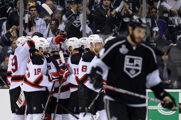 Kings vs. Devils: Loss of Momentum Will Be Disastrous for L.A.