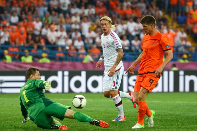 Euro 2012 Results: Holland Will Rebound with Win vs. Germany