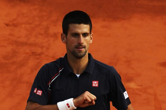 Novak Djokovic: How Djoker's Character and Attitude Affects His Play