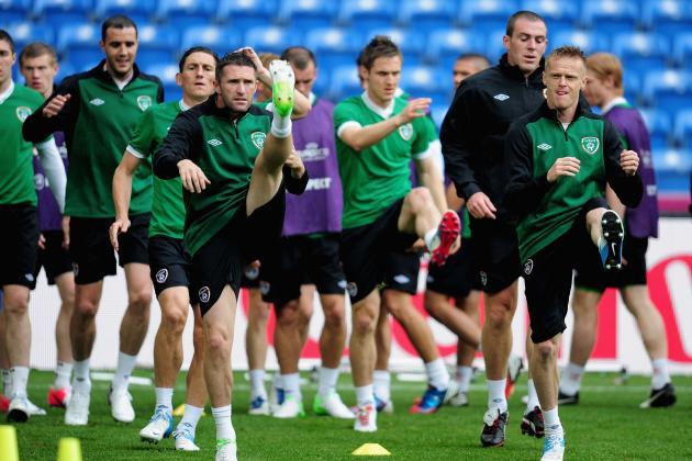 Ireland vs Croatia: Irish Must Stay True to Defensive Identity