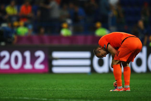 Euro 2012: Talented Netherlands Squad Stunned by Upstart Denmark