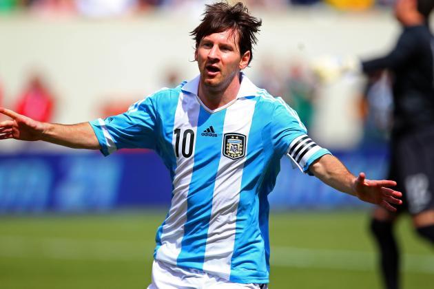 Argentina vs Brazil Report - Goal.com