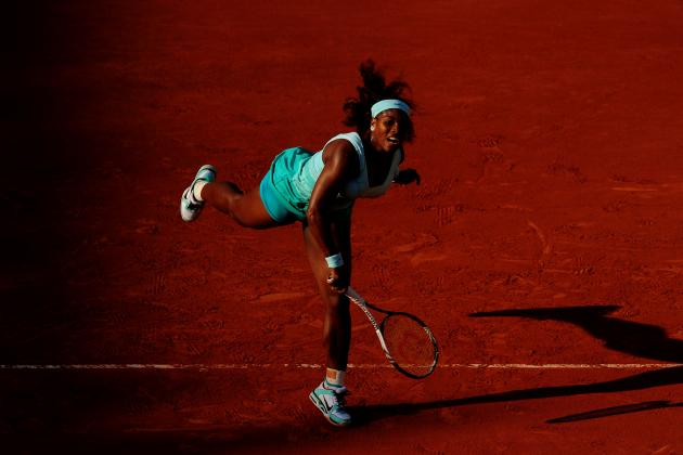 French Open 2012 Scores: Disappointments Who Will Rebound at Wimbledon