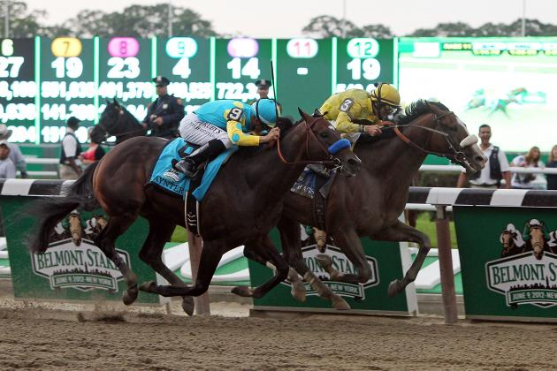 Belmont Stakes 2012 Payouts: How Much Will Winner Horses Get?