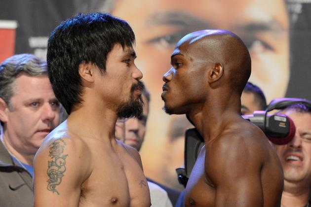 Pacquiao vs. Bradley: Why Pacman Needs Victory over Timothy Bradley
