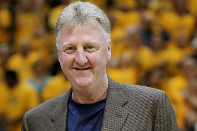Larry Bird Plans to Promote Kevin Pritchard to Pacers GM