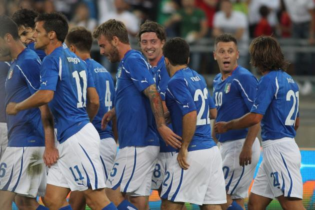 Spain vs. Italy: Predicting Lineups and Score for Group C Showdown