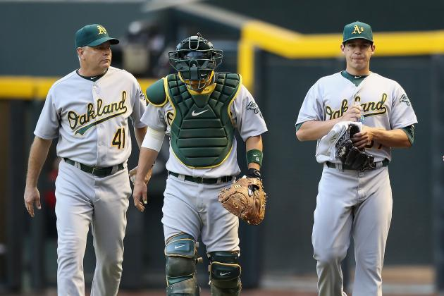 ESPN Gamecast: Athletics vs Diamondbacks