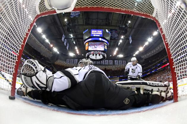 Stanley Cup Finals 2012: Can the Kings Close out the Devils in Game 5?