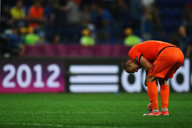 Euro 2012: 3 Reasons the Dutch Were Unable to Score Against Denmark