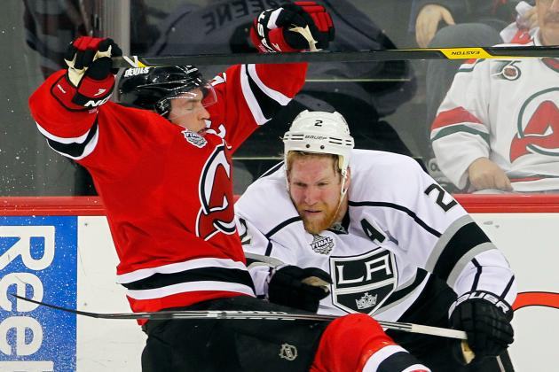 Devils vs. Kings: Live Blog, Highlights and Analysis of Stanley Cup Final Game 5