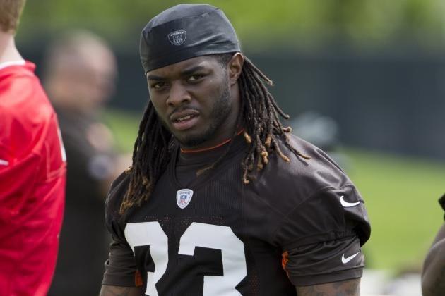 Trent Richardson 'Country-Boy' Strong Says Browns' Strength Coach