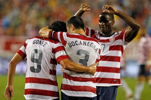 USMNT vs. Antigua & Barbuda: Player Ratings for Team USA in World Cup Qualifier