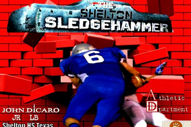 The Shelton Sledgehammer: Texas Linebacker John DiCaro