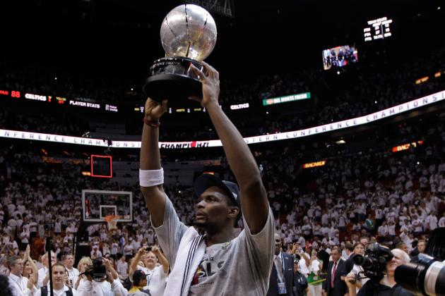 Miami Heat: Why Chris Bosh Will Be the Most Important Player in the NBA Finals