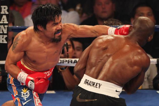 Manny Pacquiao: Why Golden Boy's Loss to Tim Bradley Is Good for Bob Arum