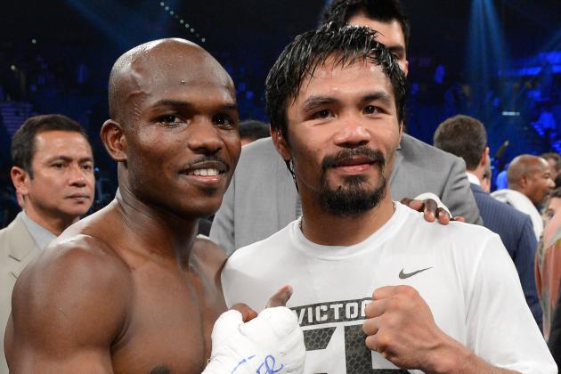 Pacquiao vs. Bradley: Timothy Bradley Defeats Manny Pacquiao in Shocking Upset