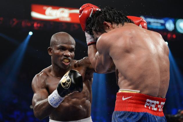 Pacquiao vs. Bradley: Upset Split Decision Robs Manny Pacquiao of Victory