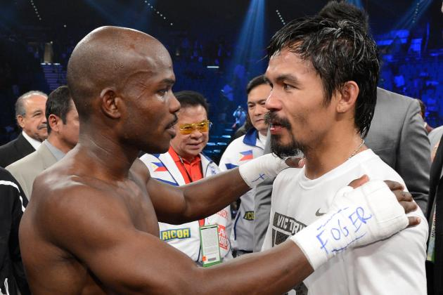 Pacquiao vs. Bradley: Simply No Way Timothy Bradley Could Have Won