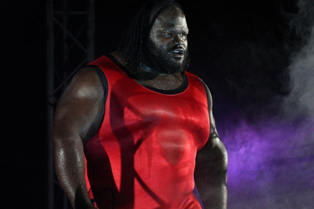 WWE: Why Mark Henry Should Be at the Top of the Company Again
