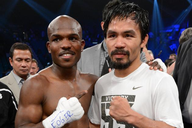 Pacquiao vs. Bradley and the Worst Professional Boxing Has to Offer