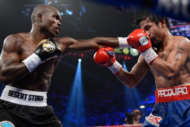 Pacquiao vs. Bradley: Judges' Scorecard Decision Put Boxing in Its Grave