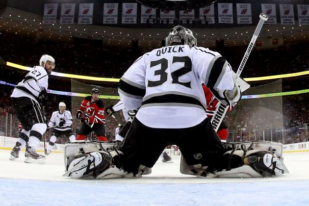 Stanley Cup Playoffs: Los Angeles Kings Cannot Afford to Panic