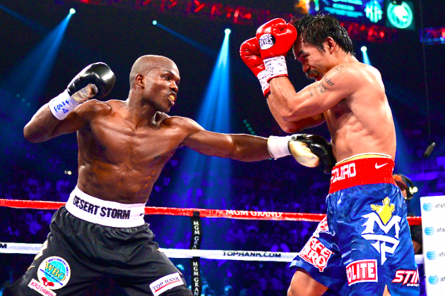 Manny Pacquiao vs. Timothy Bradley: A Black Eye for Boxing