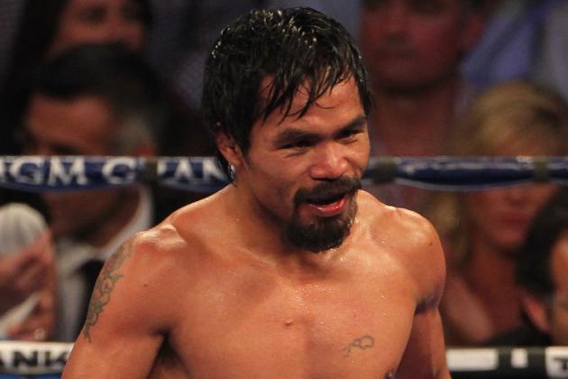 Dana White, MMA Community React to Controversial Manny Pacquiao Loss