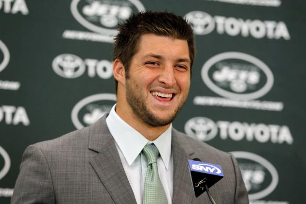 Tim Tebow: How Can the Jets Make the Most out of Their New Quarterback?