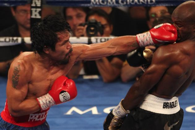 Pacquiao vs. Bradley: Pacquiao Robbed in a Shockingly Bad Decision