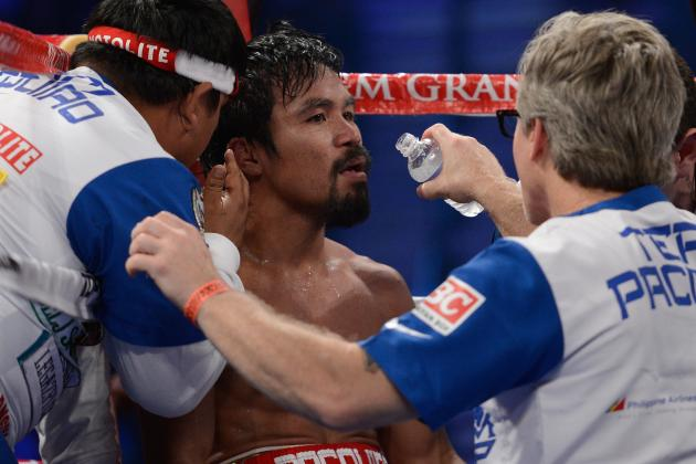 Pacquiao vs. Bradley: Scorecard Controversy Hints at Deeper Problems in Boxing