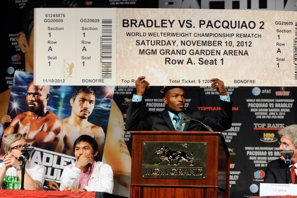 Pacquiao Robbed in Split-Decision Loss to Bradley; Was It Fixed from the Start?